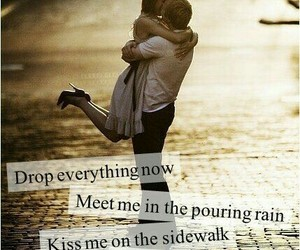 kiss and sparks fly image