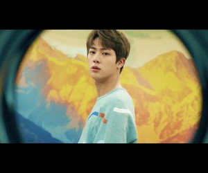 jin, mv, and bts image