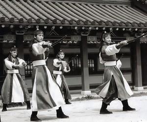 taehyung, v, and hwarang image