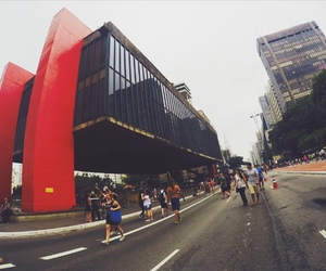 avenida paulista, sp, and masp image
