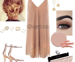fashion, outfit, and party image