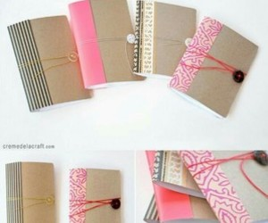 book, diy, and colorful image
