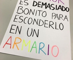 bisexual, frase, and pride image