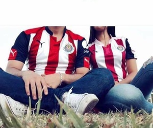 couple, soccer, and soccer players image