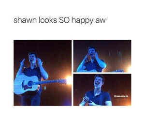 shawn mendes, happy, and love image