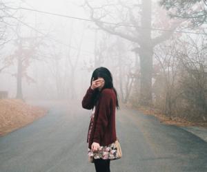 deep, pretty, and foggy image