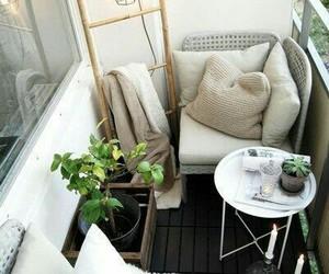 home, balcony, and interior image