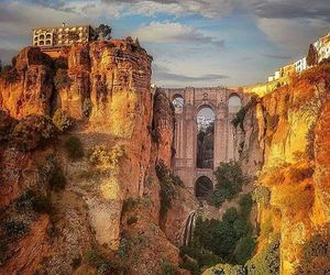 spain, travel, and Malaga image