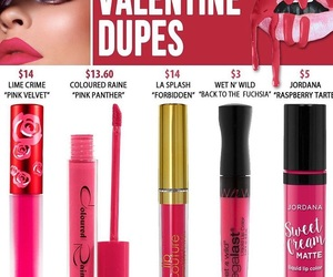 beauty, cosmetics, and dupe image