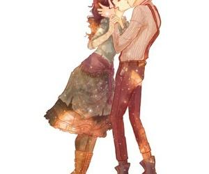 tardis, doctor who, and kiss image