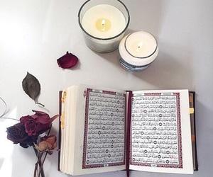 rose, islam, and muslim image