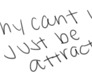 quote, attractive, and why image