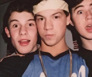 taylor caniff, nash grier, and shawn mendes image
