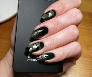 nails, moro, and black image