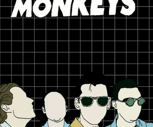 is, monkeys, and music image