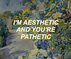 aesthetic, quotes, and grunge image
