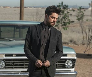 actor, british, and dominic cooper image