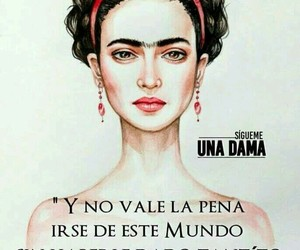 frases, frida kahlo, and citas image