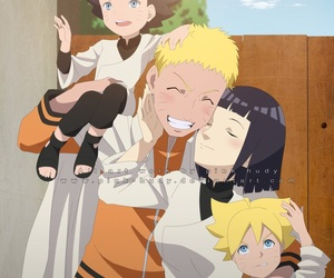 anime, naruto, and boruto image