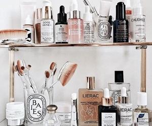makeup, beauty, and perfume image