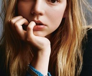 model, pretty, and anya taylor-joy image