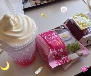 McDonalds, aesthetic, and ice cream image