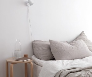 bed and gray image