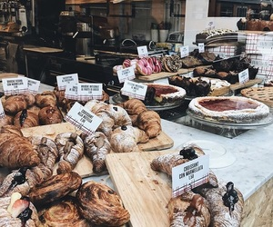 bakery, donuts, and pastries image
