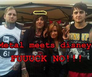 bmth, fuck, and oli skyes image