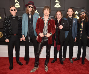 cage the elephant and grammys 2017 image