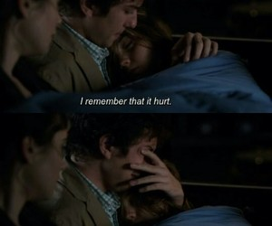 hurt, movie, and lily collins image