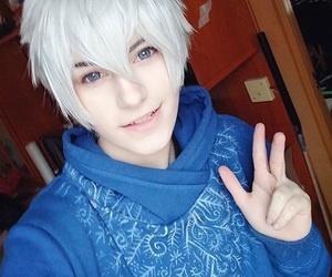 jack frost, the rise of the guardians, and geheichou image
