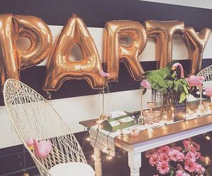 party and birthday image