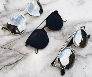black, dior, and marble image