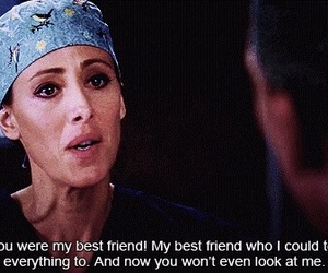 grey's anatomy, quote, and Relationship image