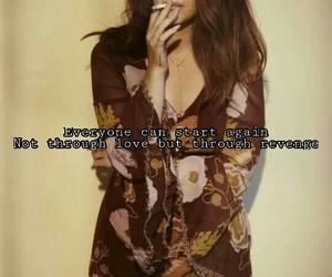 lana del rey, cigarette, and Queen image
