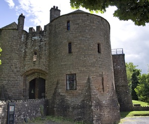 castle, gloucestershire, and medieval image