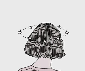 stars, drawing, and art image