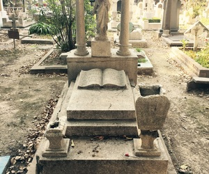 cementery, kill, and death image