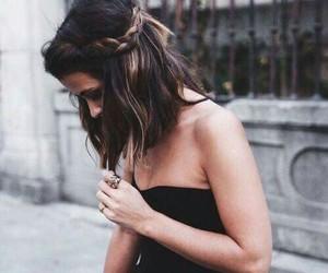 braid, wicks, and dress image