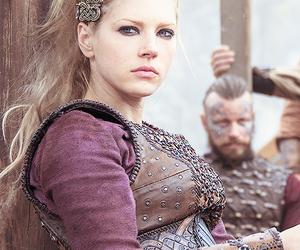lagertha, vikings, and katheryn winnick image
