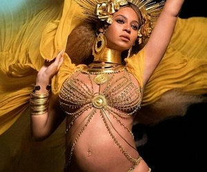 beauty, grammys, and beyoncé image