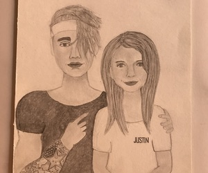 fanart and justinbieber image