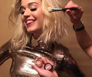 katy perry, kp4, and grammys 2017 image
