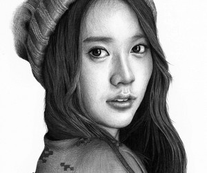 devianART, drawing, and f(x) image