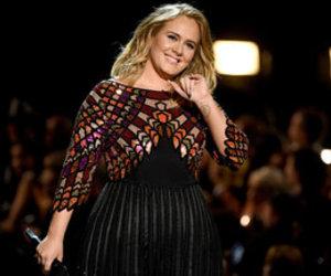 Adele and grammys image