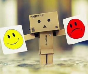 choose, Box Robot, and happy image