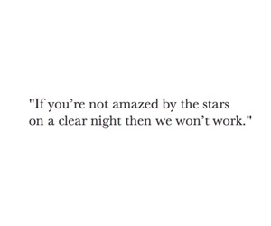 quotes, stars, and love image