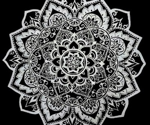 overlay, mandala, and edit image