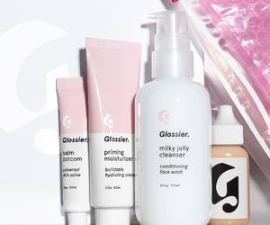 glossier image